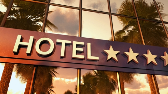 The 4-star hotel – how to recognize it?
