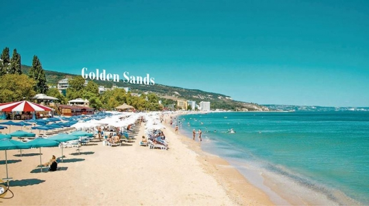 The history of Golden sands